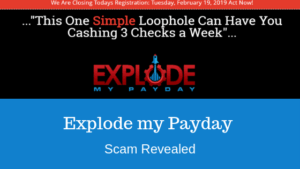 Explode My Payday Scam