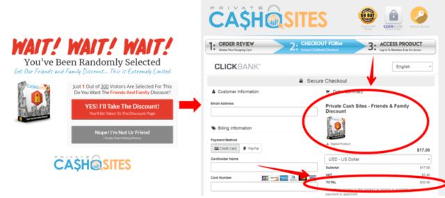 Is Private Cash Sites Scam