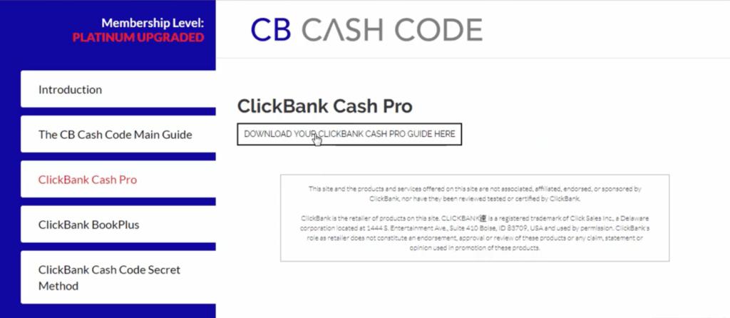 CB Cash Code Scam