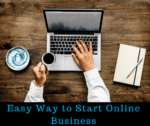 Easy Way to Start Online Business