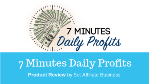 7 minutes daily profits