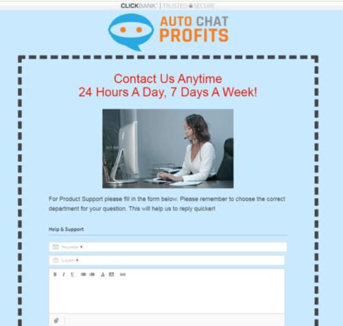 is Auto Chat Profits a scam