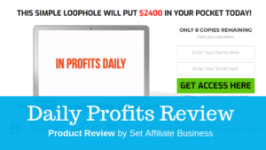 Daily Profit Review