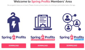 Spring Profits Review
