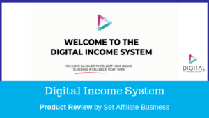 Digital Income System