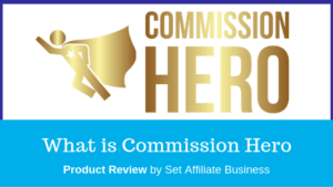 Sales Numbers Commission Hero Affiliate Marketing