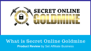 What is Secret Online Goldmine