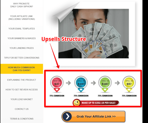 What Is Daily Cash Siphon About