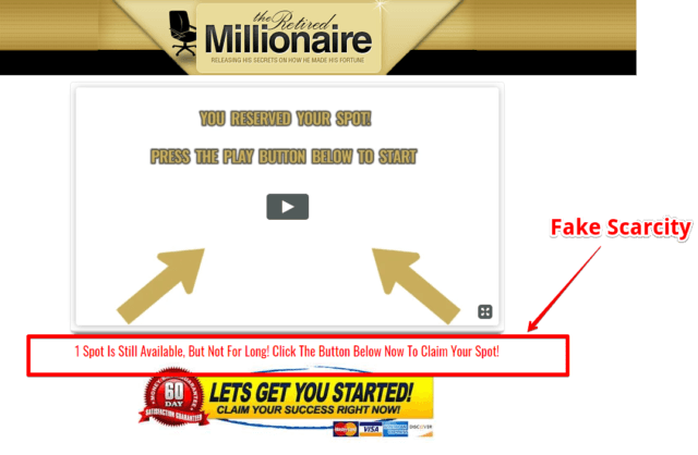 What Is the Retired Millionaire
