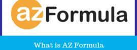 What is AZ Formula