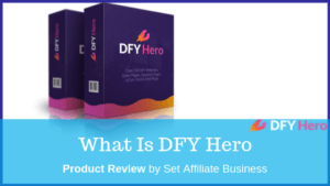 What Is DFY Hero
