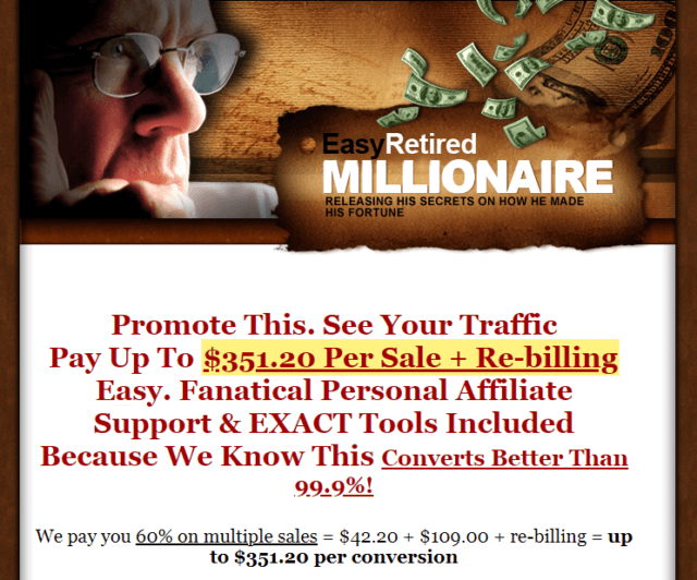 What is the Easy Retired Millionaire