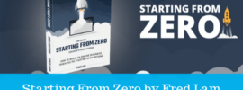 Starting From Zero by Fred Lam