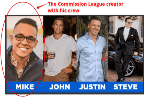 The Commission League Review