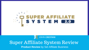 Is Super Affiliate System a Scam