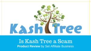 Is Kashtree A Scam Your Data Might Be At Risk Set Affiliate Business