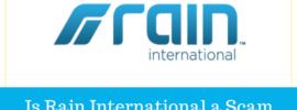 Is Rain International a Scam