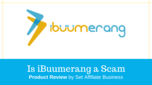 Is iBuumerang a Scam