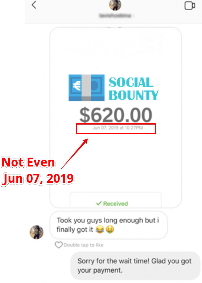 Social Bounty Review