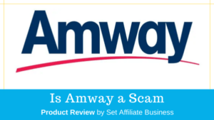 Is Amway a Scam