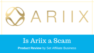 Is Ariix a Scam