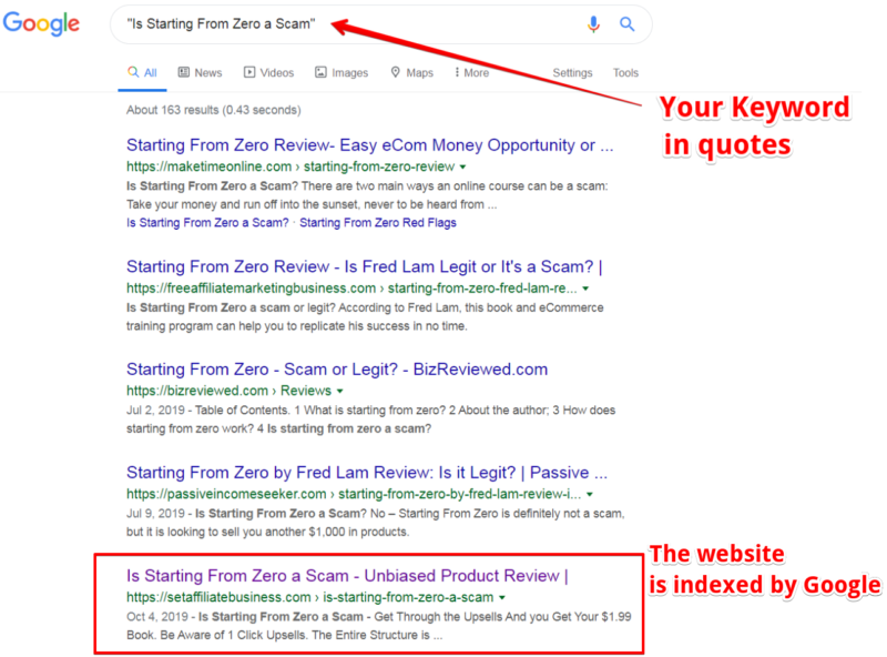 How to Check Your Website Ranking in Google