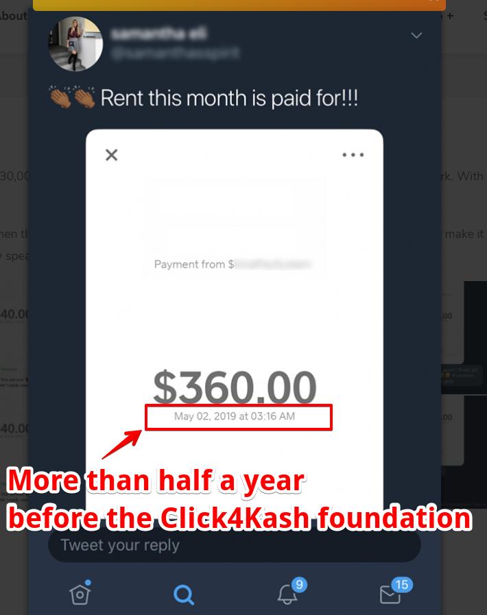 Is Click4Kash a Scam