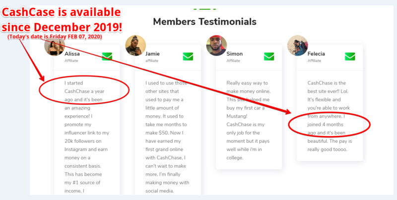 Cashchase Review