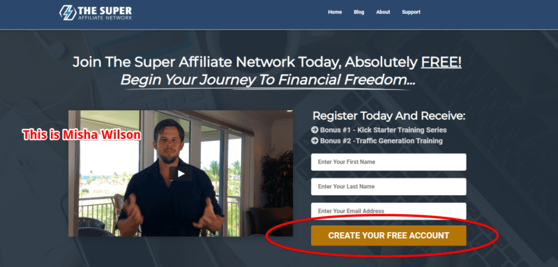 Is the Super Affiliate Network a Scam?