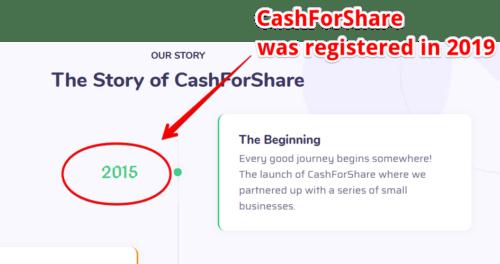 CashForShare Review