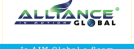 Is AIM Global a Scam