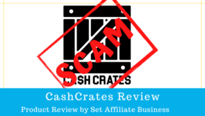 CashCrates Review Scam or Legit