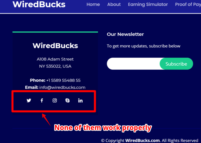 What is WiredBucks