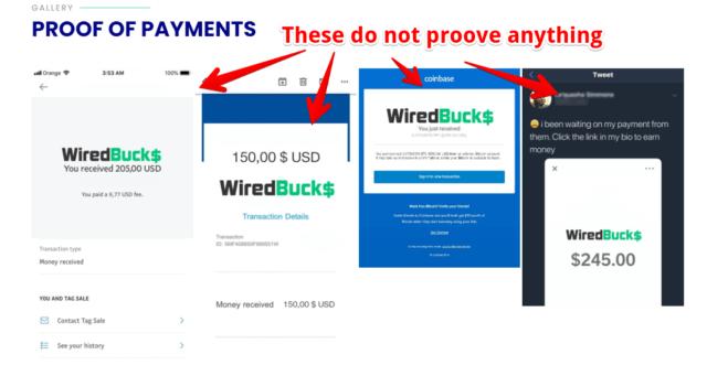 What is WiredBucks - Dashboard - WiredBucks