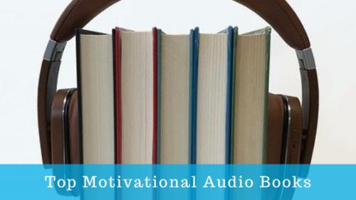 Top Motivational Audio Books