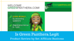 Is Green Panthera Legit