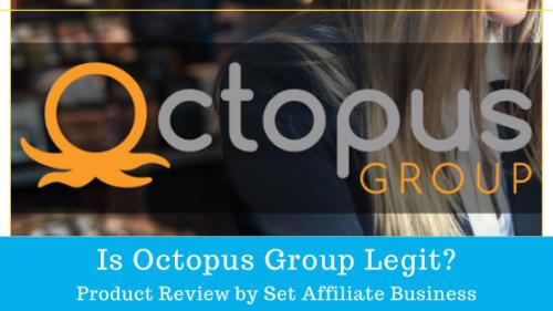Is Octopus Group Legit?