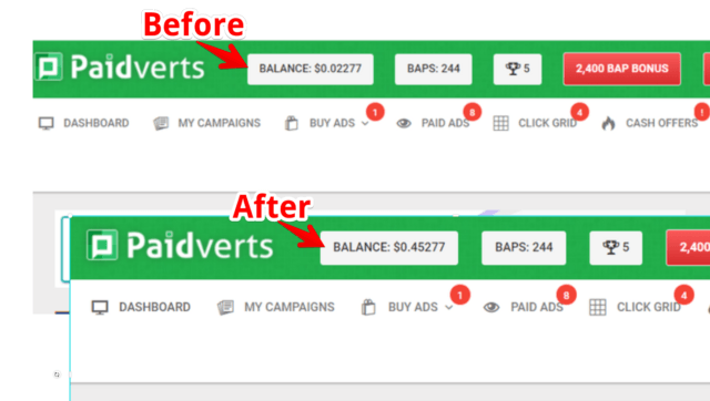 Is Paidverts a Scam