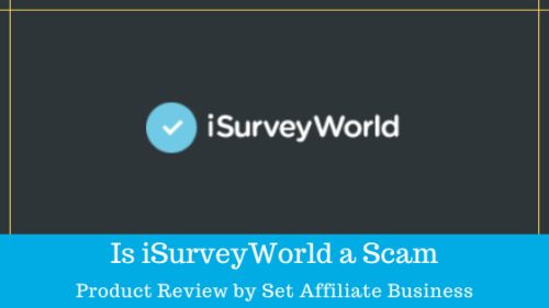 Is iSurveyWorld a Scam