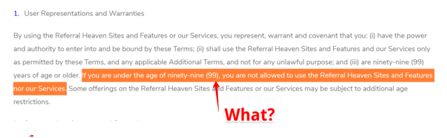 Referral Heaven Review