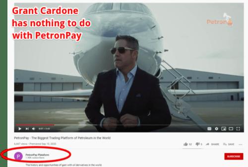 Is PetronPay a Scam