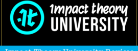 Impact Theory University Review