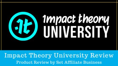 Impact Theory University Review