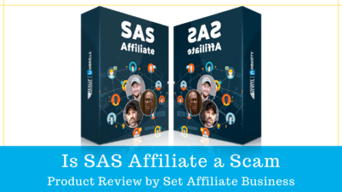 Is SAS Affiliate a Scam
