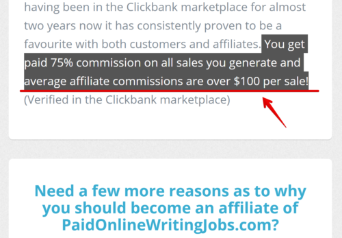 Is Paid Online Writing Jobs a Scam